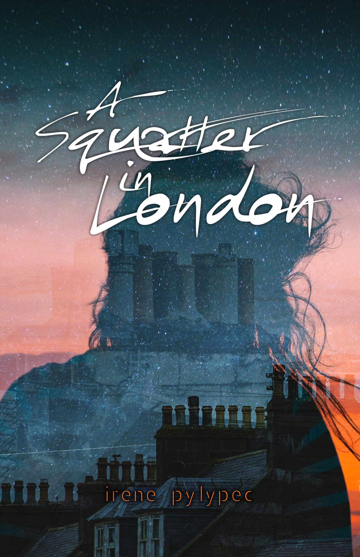 A Squatter in London is on Amazon! – Irene Pylypec